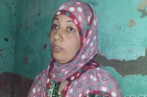 أول لقاء مع الزوجة المسلمة بالكرم المتهمة بعلاقتها بقبطي المنيا .. تكشف مفاجأت صادمة عن الحادث