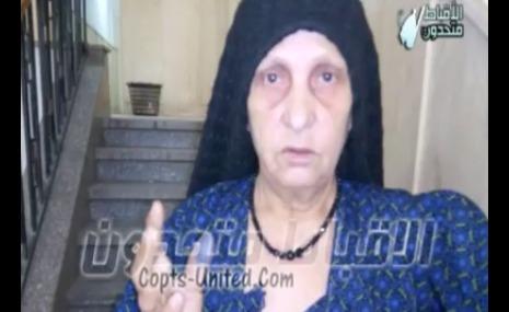 بالفيديو: شهادة شهود عيان من القرية على تعرية سيدة المنيا القبطية