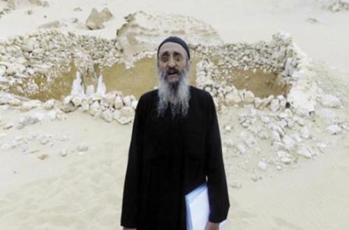 عاجل: حبس الراهب بولس الرياني 45 يوما جديدا على ذمة التحقيق