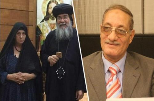 نائب أبو قرقاص : السيدة القبطية لم تجرد ملابسها.. والمسلمون حموها من اعتداءات الصغار