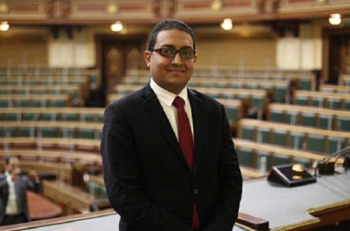 برلماني يتقدم ببيان عاجل لوزير الداخلية حول واقعة سيدة المنيا : لن يمر مرور الكرام