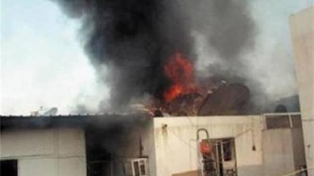 عاجل: تجدد أعمال العنف بأبو قرقاص.. وحريق بمنزل أحد أهالي القرية