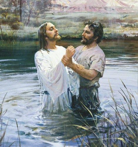 معمودية آدم ومعمدوية المسيح بعيون يهودية