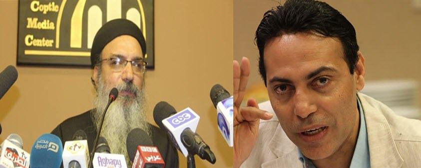 المتحدث الرسمي بإسم الكنيسة يرد على تصريحات المذيع الغيطي ضد الأنبا مكاريوس