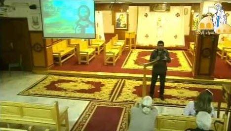 شهود قيامة المسيح - أ/ أمجد بشارة - إجتماع الكرمة