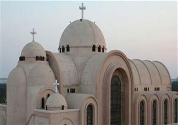 عاجل: مجهولون يشعلون النيران ويعتدون علي كنيسة قرية الإسماعيلية