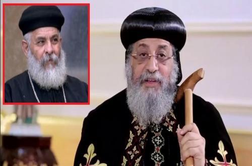 الكنيسة توقف كاهنا عن العمل بسبب تصريحاته لبرنامج وائل الإبراشي