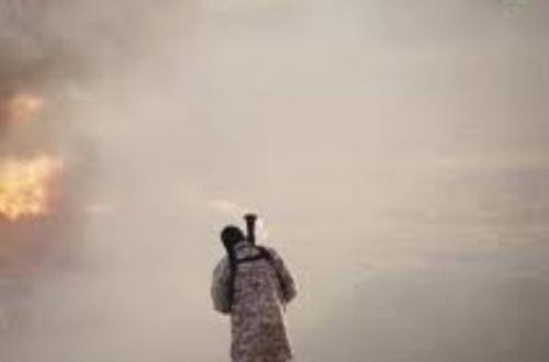 """""""داعش"""" يحرق 19 فتاة في الموصل داخل أقفاص حديدية على طريقة اعدام الكساسبة"""