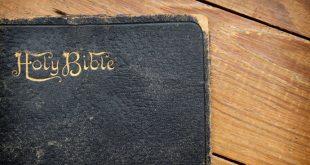 سلطة الكتاب المقدس وطريقة استخدامه