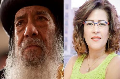 فاطمة ناعوت : لولا حكمة البابا شنودة لأحترقت مصر في الماضى