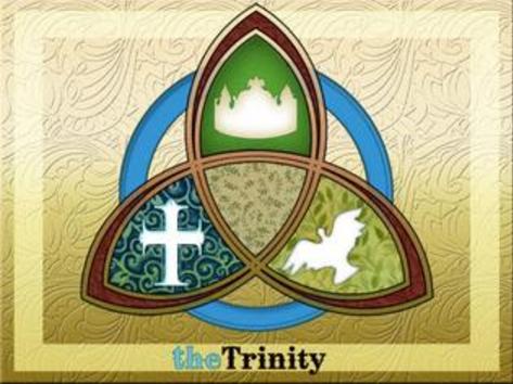 الثالوث القدوس ما قبل نيقية