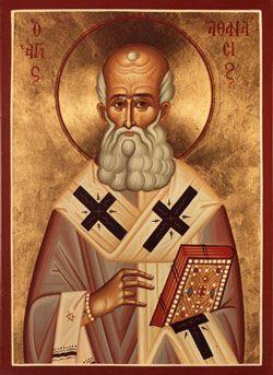 كريستولوجية القديس أثناسيوس -لنيافة الأنبا بيشوى
