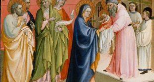 الختان وتقديم الطفل يسوع للرب فى الهيكل - دياكون د. مجدى وهبه