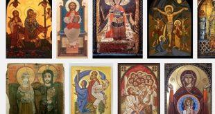 الأيقونات في تعليم الكنيسة وعند القديس يوحنا الدمشقي خاصة