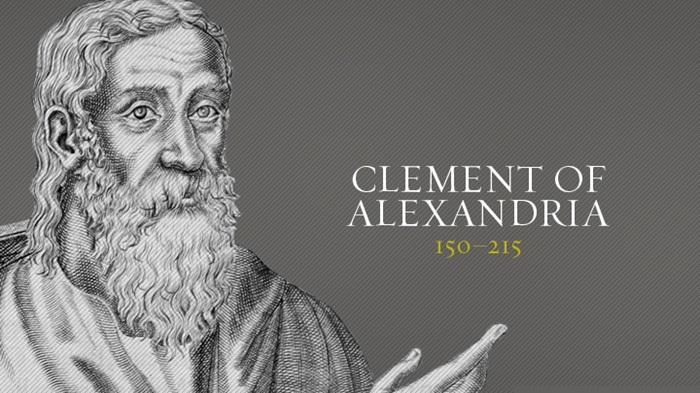 اكليمندس الأسكندرى (2) (150 ـ 215م) - د. موريس تاوضروس