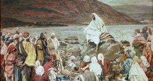 الأشخاص المجتمعون حول السيد المسيح - تيموثي كلر