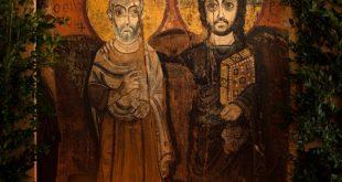 الدفاع الثالث للقدّيس يوحنا الدمشقي ضد هؤلاء الذين يهاجموا الأيقونات المقدّسة