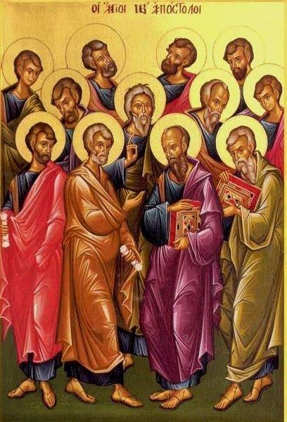 القوانين الرسولية - تعاليم الكنيسة الجامعة للعلمانيين