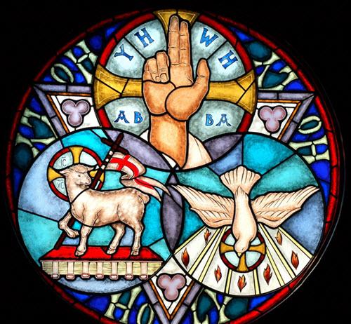 فاعلية الثالوث في حياتنا في رسائل القديس بولس الرسول (1) د. موريس تاوضروس