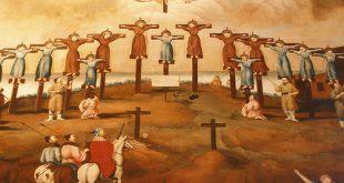القوانين الرسولية – تعاليم الكنيسة الجامعة في الشهداء