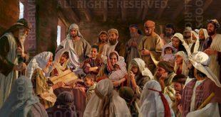 صلاة كنسية قديمة تعود للقرن الثالث تتحدث عن السيد المسيح