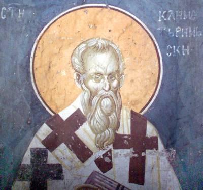 القديس أكليمندس الروماني وقانونية العهد الجديد