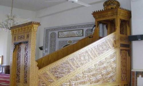 إمام مسجد كوم اللوفي : إحنا دولة مسلمة والأقباط قلة لن نسمح لهم ببناء كنيسة