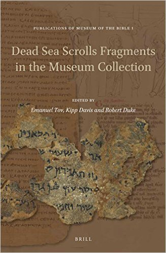 Dead Sea Scrolls Fragments in the Museum Collection [Free PDF]