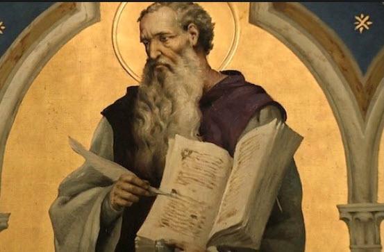 هل سرق القديس بولس الكنائس ؟ شبهة والرد عليها
