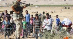 """تركيا تمنع المسيحيين السوريين من الهروب عبر حدودها وتسمح لمقاتلي """"داعش"""""""