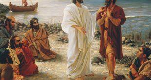 حياة المسيح فينا - الصليب والمعمودية والامتلاء من الروح القدس