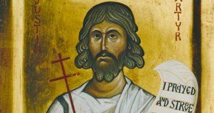 القديس يوستينوس الشهيد وقانونية العهد الجديد (100 - 165م)
