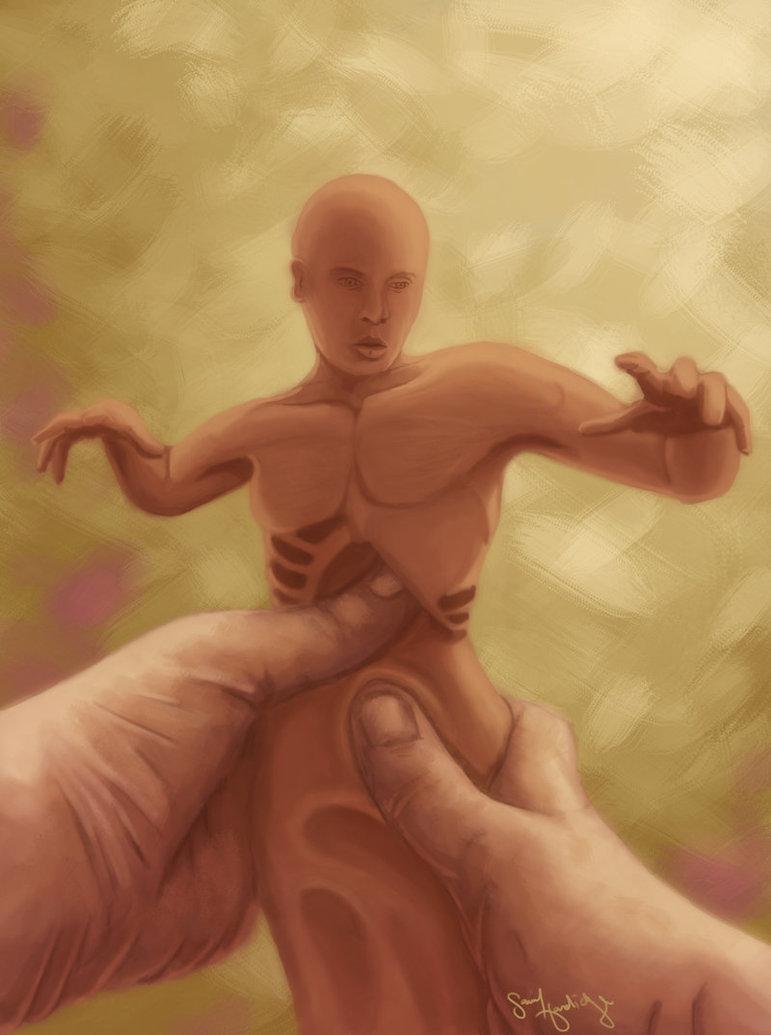 خلق الإنسانعلى صورة الله ومثالهد. جوزيف موريس فلتس