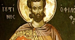مختارات من مؤلفات يوستينوس - الأب جورج رحمة