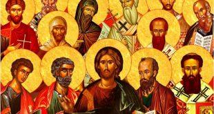 الآباء الرسوليون تلاميذ الرسل وخلفاؤهم وإيمانهم بلاهوت المسيح
