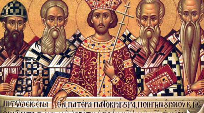 فجر العقيدة المسيحية - القمص عبد المسيح بسيط