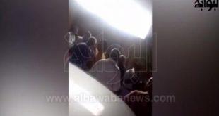 بالفيديو والصور أفراد أمن يعتدون على 3 قساوسة بالإسماعيلية