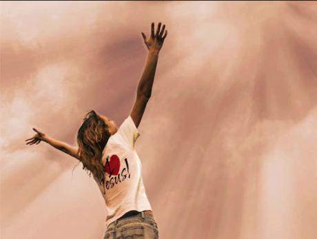 الامتلاء من الروح القدس - الصليب والمعمودية والامتلاء من الروح القدس