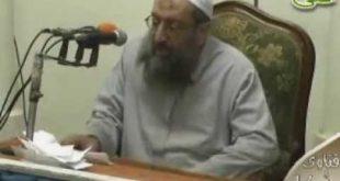 الشيخ ياسر برهامي لعامل بناء لا تشارك فى بناء كنيسة واترك العمل فورا