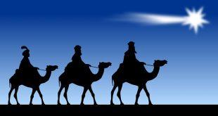زيارة المجوس للمسيح وهروبه إلى مصر