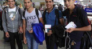 عاجل وصول أطفال المنيا الأقباط المحكوم عليهم بتهمة إزدراء الأديان إلى سويسرا