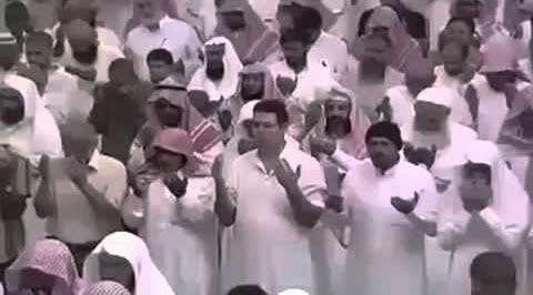 إمام الحرم المكي يدعو بـالموت للشيعة ولليهود وللمسيحيين وإبراهيم عيسى يرد (فيديو)