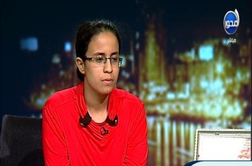 مريم ملاك تناشد وزارة التعليم العالي للالتحاق بإحدى كليات القمة