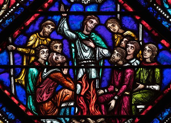معنى التقليد المسلم عند آباء الكنيسة الأولى