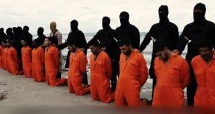 ما لم يُشاهَده أحد في فيديو إعدام المسيحيين الأقباط على شواطىء ليبيا! القسم الذي لم تبثه داعش