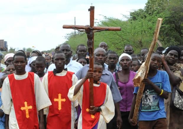 7000 شخص يؤمنون بالمسيح في كينيا في يوم واحد