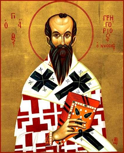 القديس غريغوريوس النزينزي - حياته، أعماله وفكره اللاهوتي