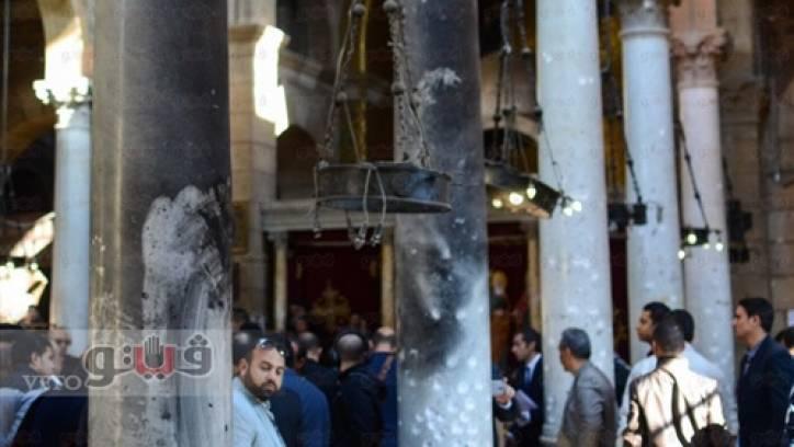 تحقيقات تفجير الكاتدرائية تكشف التخطيط لعمليات انتحارية أخرى