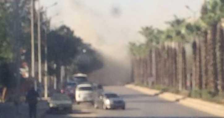 عــــاجل الصور الأولى من   موقع انفجار الكاتدرائية بالعباسية.. ووقوع إصابات