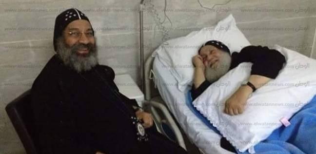 عاجل: إصابة الأنبا موسى بذبحة صدرية